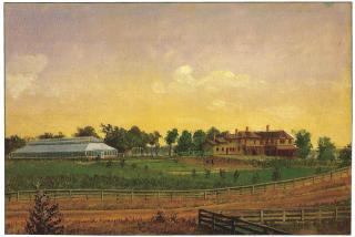 The North Oaks farmstead of James J. Hill